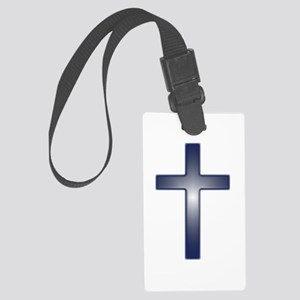 crossglowing1 Luggage Tag