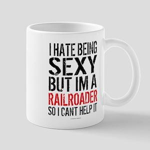 Sexy Railroader Mugs