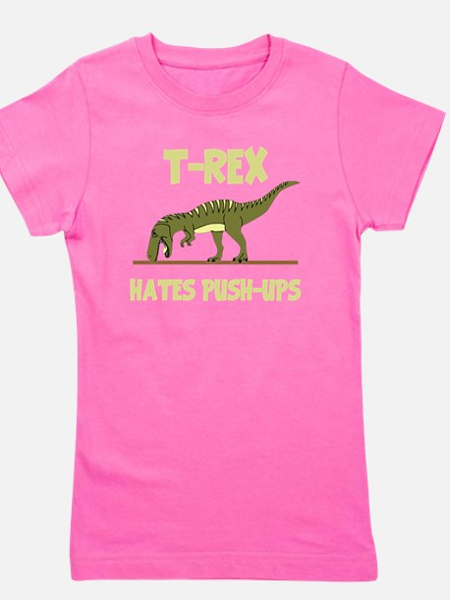 Unique Dinosaurs Girl's Tee