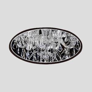 rustic grunge vintage chandelier Patch