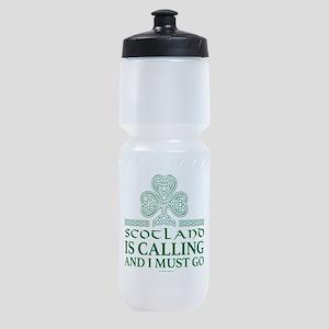 Scotland Is Calling Sports Bottle