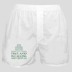 Ireland is Calling Boxer Shorts