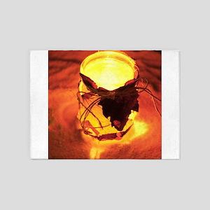 Lantern 5'x7'Area Rug