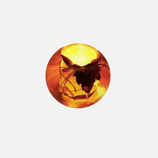 Lantern Mini Button