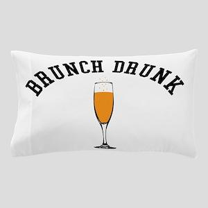 Brunch Drunk Pillow Case