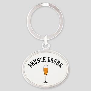 Brunch Drunk Keychains
