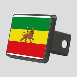 Ethiopia Flag Lion of Judah Rasta Reggae Hitch Cov