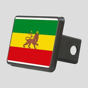 Ethiopia Flag Lion of Judah Rasta Reggae Hitch Cov