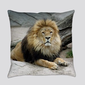 Lion_2014_1001 Everyday Pillow