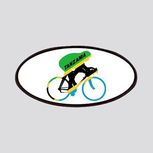 Tanzania Cycling Patch