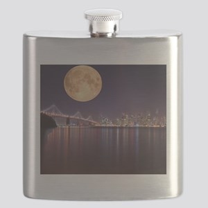 San Francisco Full Moon Flask