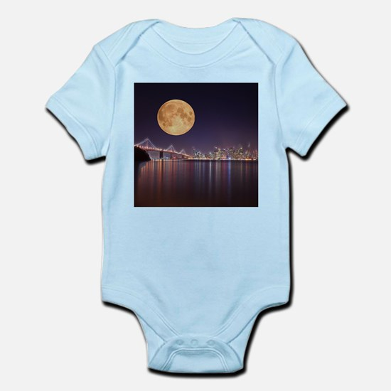 San Francisco Full Moon Body Suit
