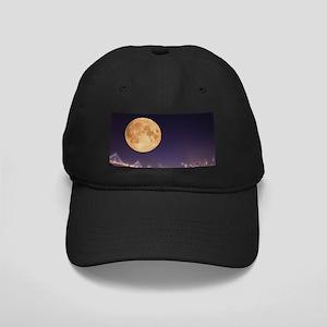 San Francisco Full Moon Black Cap