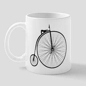 Penny Farthing Mug