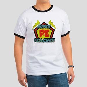 Super PE Teacher Ringer T