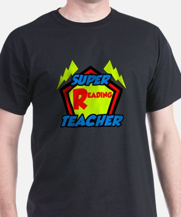 Super Reading Teacher T-Shirt