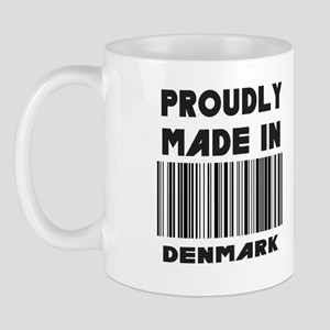 Proudly Made in Denmark Mug