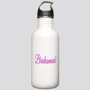 Bridesmaid Sports Water Bottle