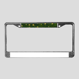 STARS License Plate Frame