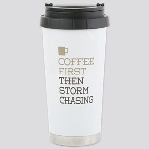 Coffee Then Storm Chasi Stainless Steel Travel Mug