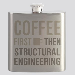 Coffee Then Structural Engineering Flask