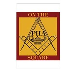 PHA on the square. Postcards (Package of 8)