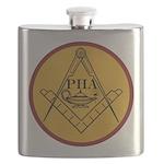 Prince Hall Light Flask