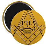 Prince Hall Light Magnet