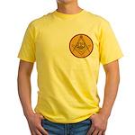 Prince Hall Light Yellow T-Shirt