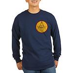 Prince Hall Light Long Sleeve Dark T-Shirt