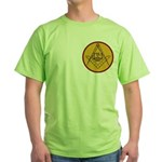 Prince Hall Light Green T-Shirt