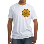 Prince Hall Light Fitted T-Shirt