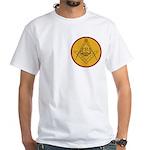 Prince Hall Light White T-Shirt