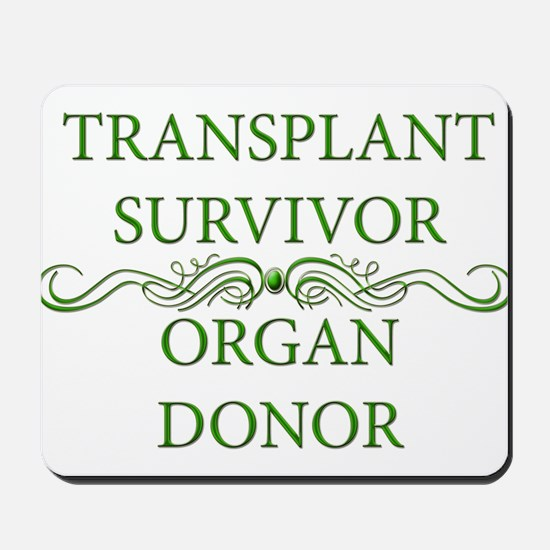 DONOR.png Mousepad