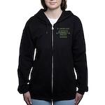 DONOR Women's Zip Hoodie