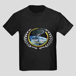 Star trek Federation of Planets Enterprise 1701 D
