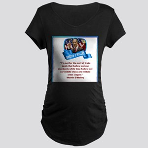 Martin OMalley Maternity T-Shirt