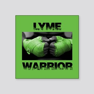 Lyme Warrior Sticker