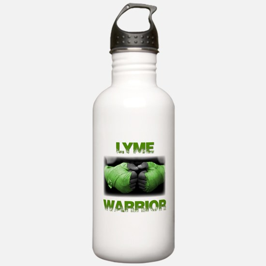 Lyme Warrior Water Bottle