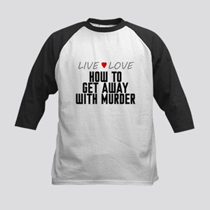 Live Love How to Get Away with Murder Kids Basebal