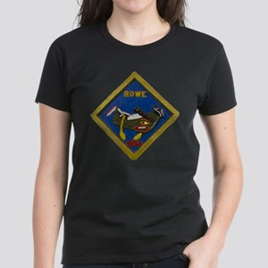 USS ROWE Women's Dark T-Shirt