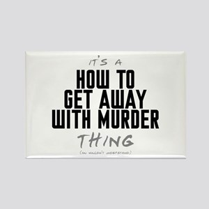 It's a How to Get Away with Murder Thing Rectangle