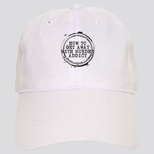 How to Get Away with Murder Addict Stamp Cap