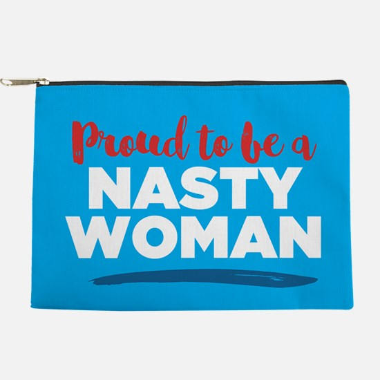 Proud Nasty Woman Makeup Bag