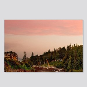 Snoqualme Falls Postcards (Package of 8)