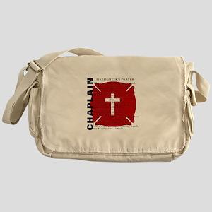Firefighter Chaplain Messenger Bag