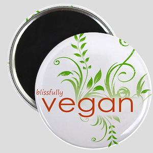 Vegan Bliss Magnet