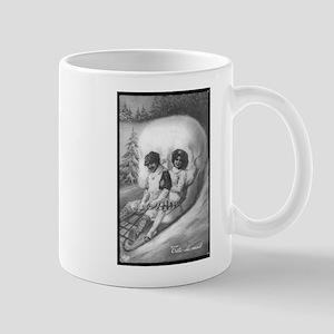 """Tete de mort"" Mug"