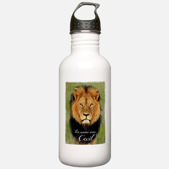 Cecil Sports Water Bottle