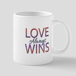 Love Always Wins - Mugs